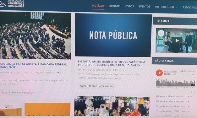 Novo site e novas ferramentas garantem mais eficiência à comunicação da AMMA