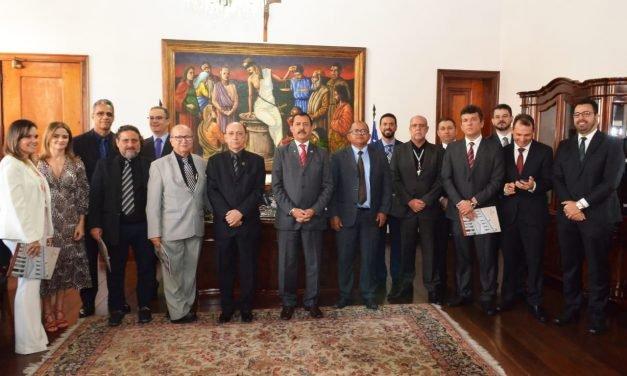 AMMA marca presença em solenidade de instalação de Turmas Recursais da Comarca da Ilha de São Luís