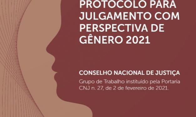 Juíza Lavínia Coelho representa a Justiça Eleitoral no GT que elaborou o Protocolo para Julgamento com Perspectiva de Gênero 2021, lançado pelo CNJ